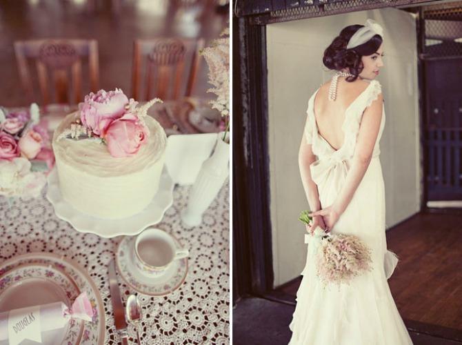 1920s wedding ideas 17 Inspiracija za venčanje: Dvadesete godine