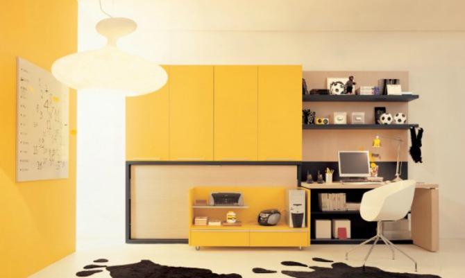 g1 Moderne sobe za tinejdžere
