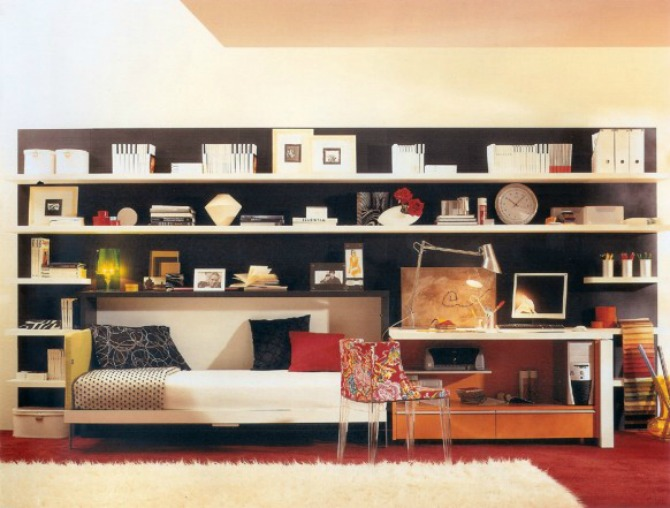 g4 Moderne sobe za tinejdžere