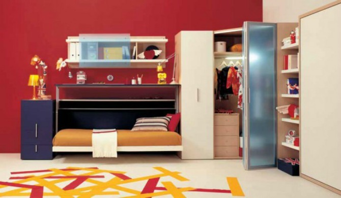 g6 Moderne sobe za tinejdžere