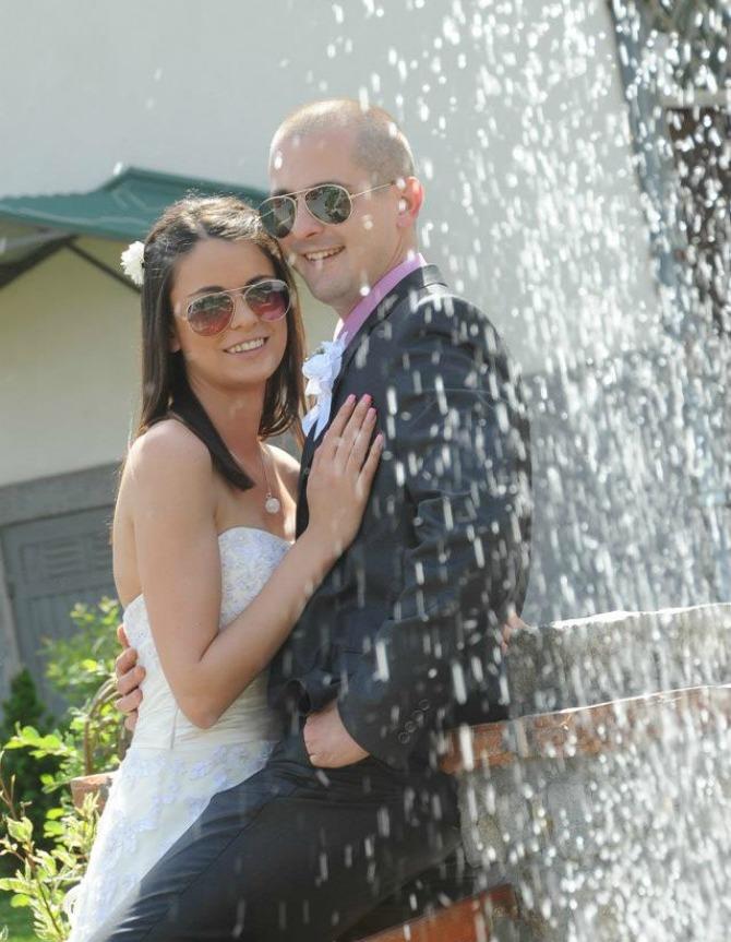 941768 10200305726383084 2015619144 n Moje venčanje: Anita Pantović