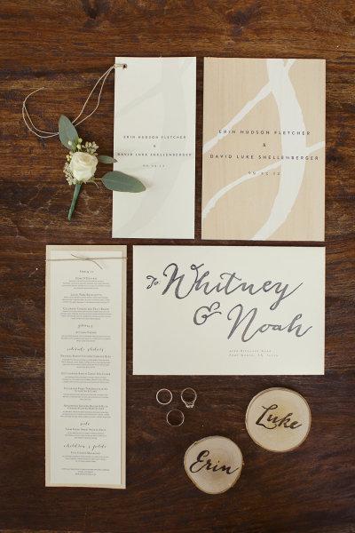erinandlukesig 009x600 Pozivnice za venčanje