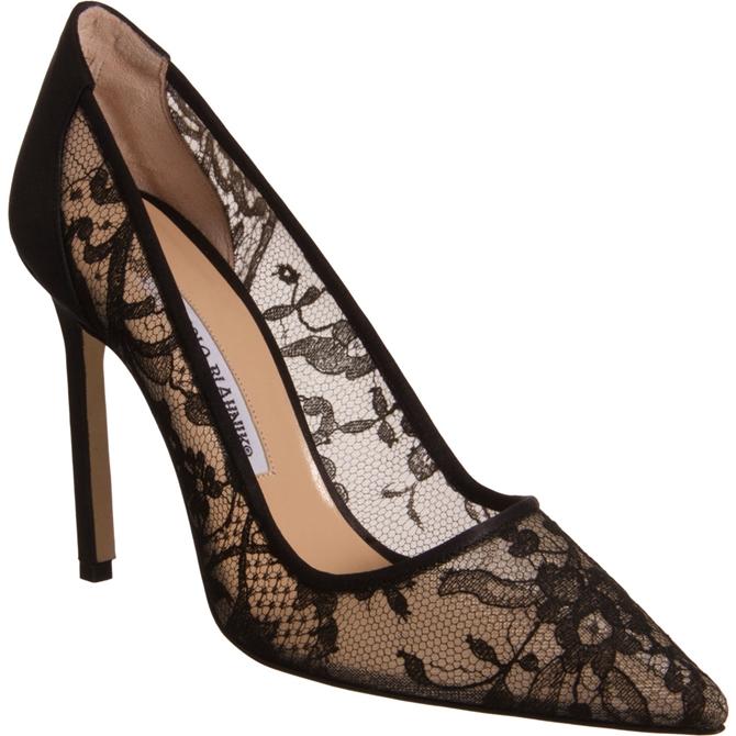 manolo 7 Poznate svadbene cipele dizajnera Manola Blanika