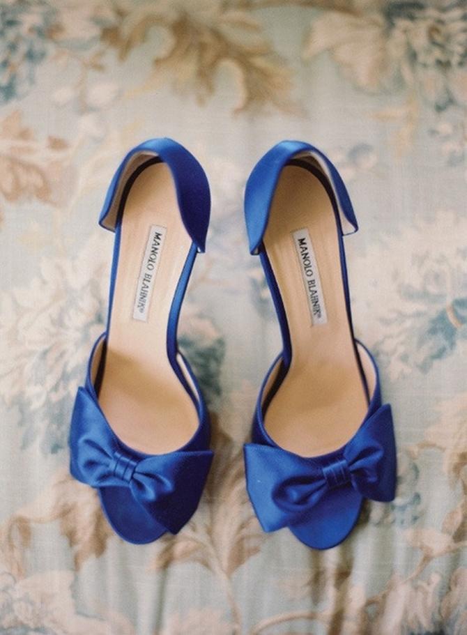 manolo 8 Poznate svadbene cipele dizajnera Manola Blanika
