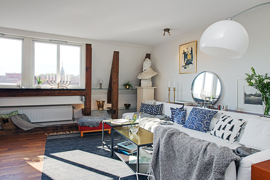 swedish design 11 Rustičan i topao dom u Švedskoj