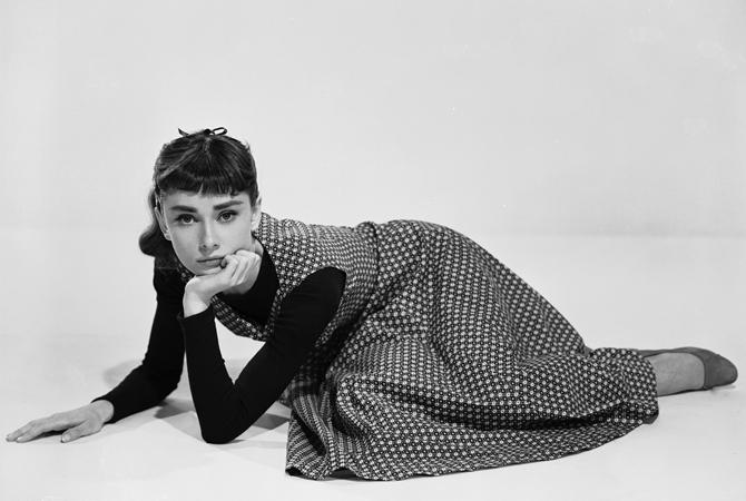 slika7 Stil Audrey Hepburn: Glamurozno i elegantno