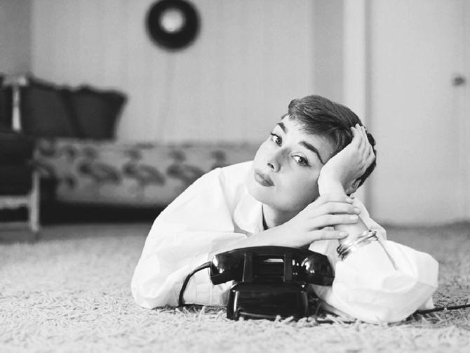slika9 Stil Audrey Hepburn: Glamurozno i elegantno