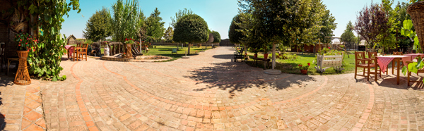 panorama 3 Etno selo Trofej