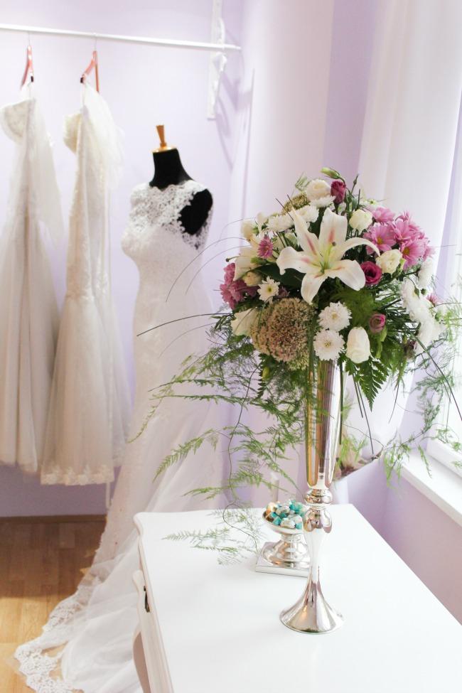 vencanice dar cvetna dekoracija Salon Venčanice Dar na novoj luksuznoj lokaciji