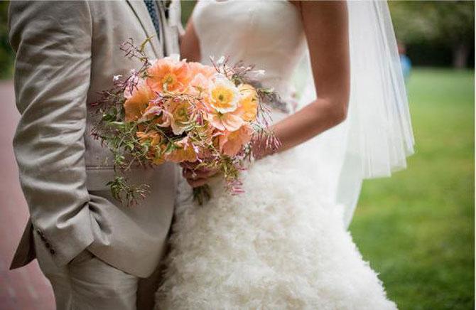 Jasmine Star Wedding 5 Bidermajeri i cveće