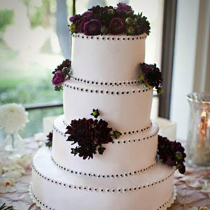 10 Deset najlepših svadbenih torti