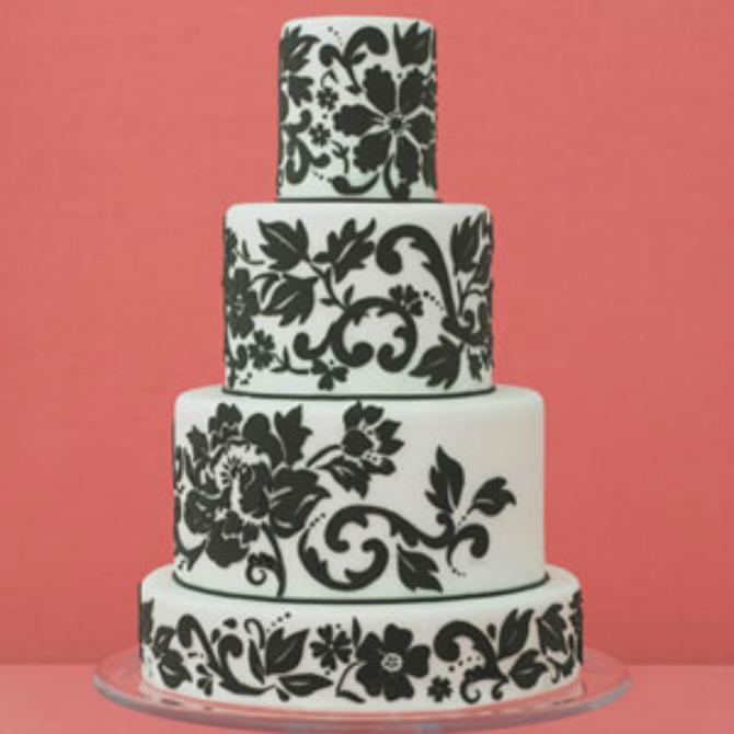 13 Deset najlepših svadbenih torti