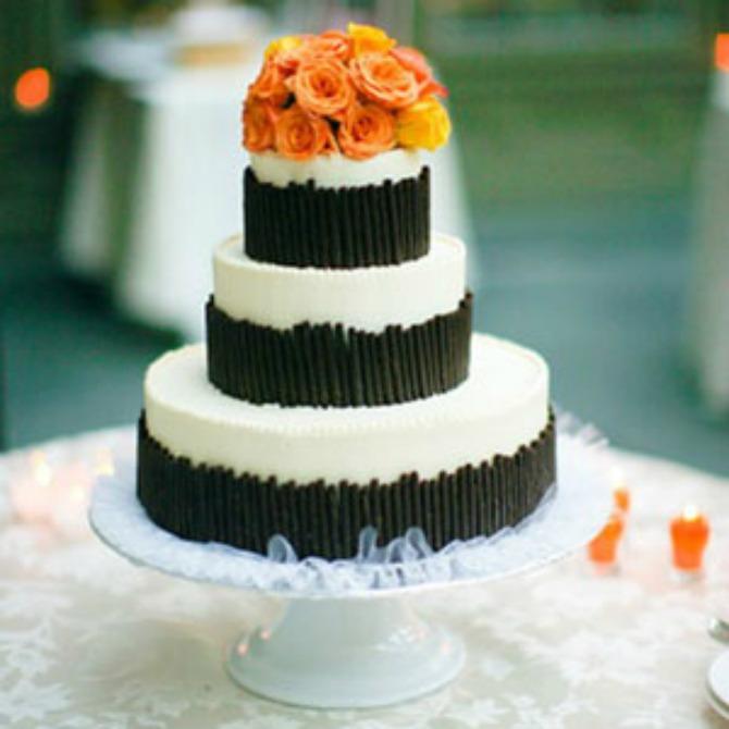 23 Deset najlepših svadbenih torti