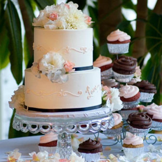 41 Deset najlepših svadbenih torti