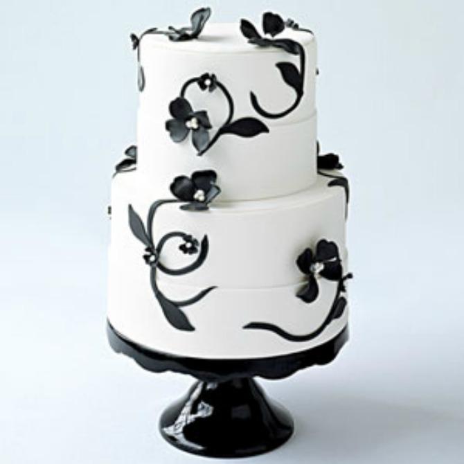 51 Deset najlepših svadbenih torti