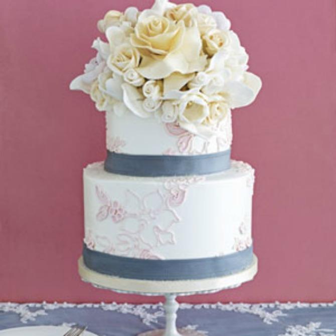 61 Deset najlepših svadbenih torti