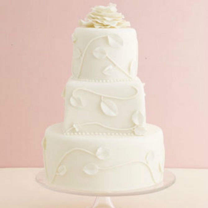 71 Deset najlepših svadbenih torti