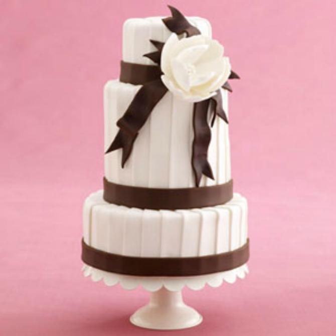 91 Deset najlepših svadbenih torti