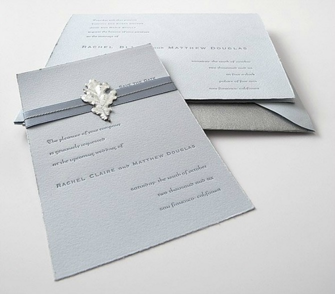 SLIKA 213 Pozivnice za venčanje