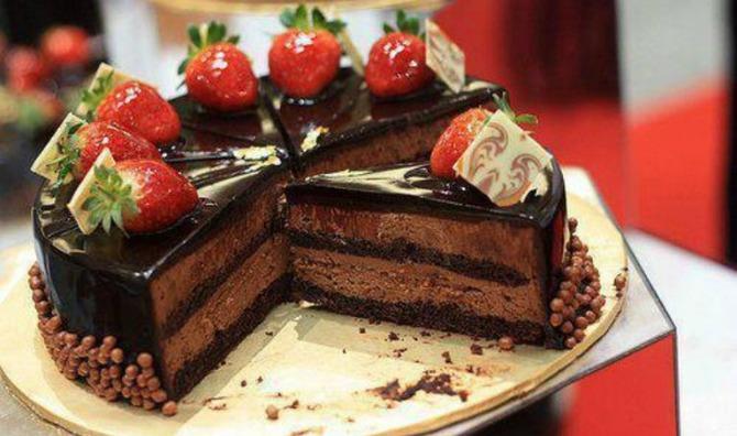 SLIKA 222 Mamina čokoladna torta