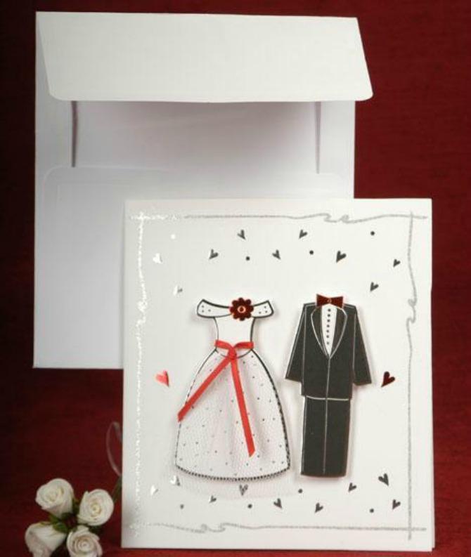 SLIKA 311 Pozivnice za venčanje