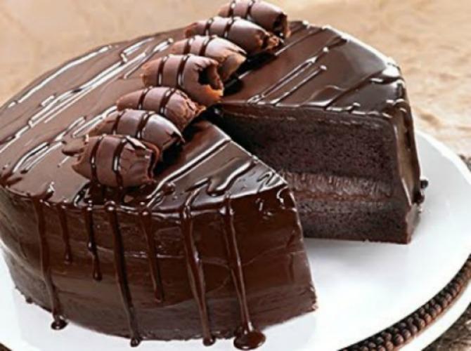 SLIKA 316 Mamina čokoladna torta
