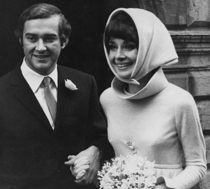 Vencanje Odri Hepburn Stil Audrey Hepburn: Glamurozno i elegantno