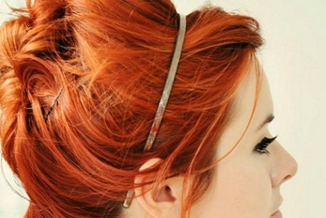slika4 messyupdo Neobavezna frizura