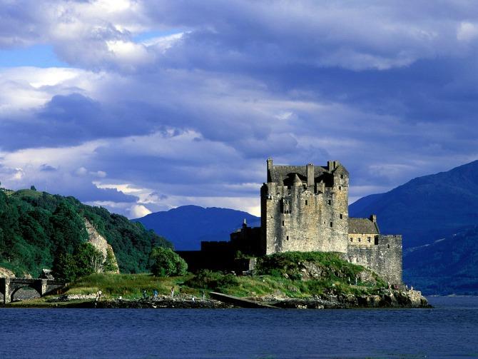 Škotska Najlepše destinacije za medeni mesec