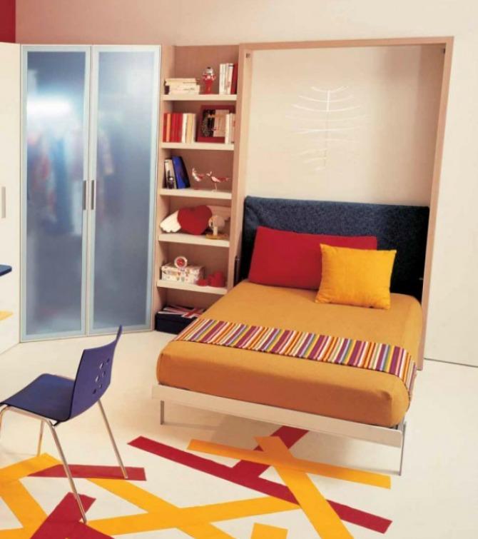 137 Moderne sobe za tinejdžere