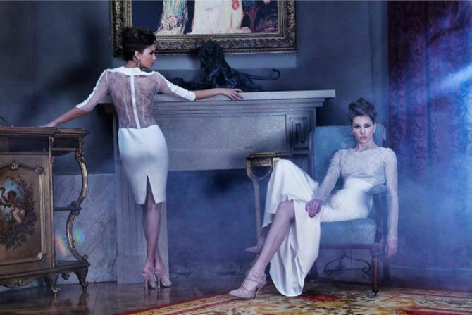22 Moda za venčanje: Kolekcija Biljane Tipsarević