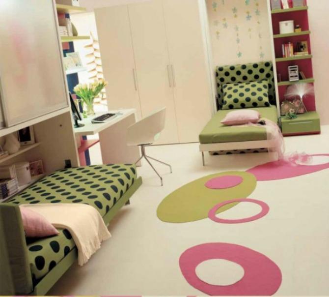 223 Moderne sobe za tinejdžere