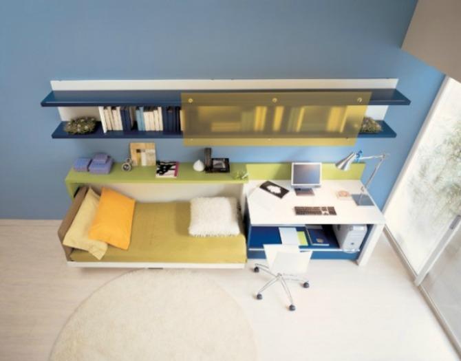 319 Moderne sobe za tinejdžere