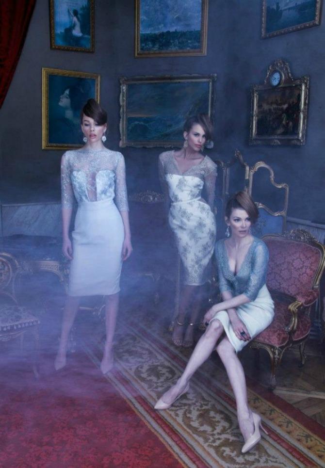 32 Moda za venčanje: Kolekcija Biljane Tipsarević