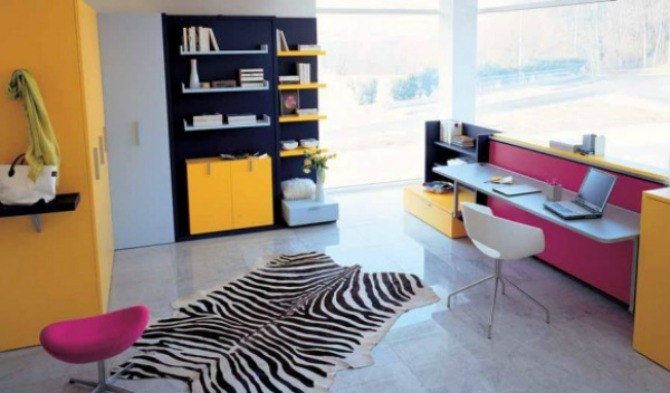 419 Moderne sobe za tinejdžere
