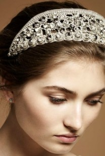 Aksesoar dana: Jenny Packham ukras za kosu