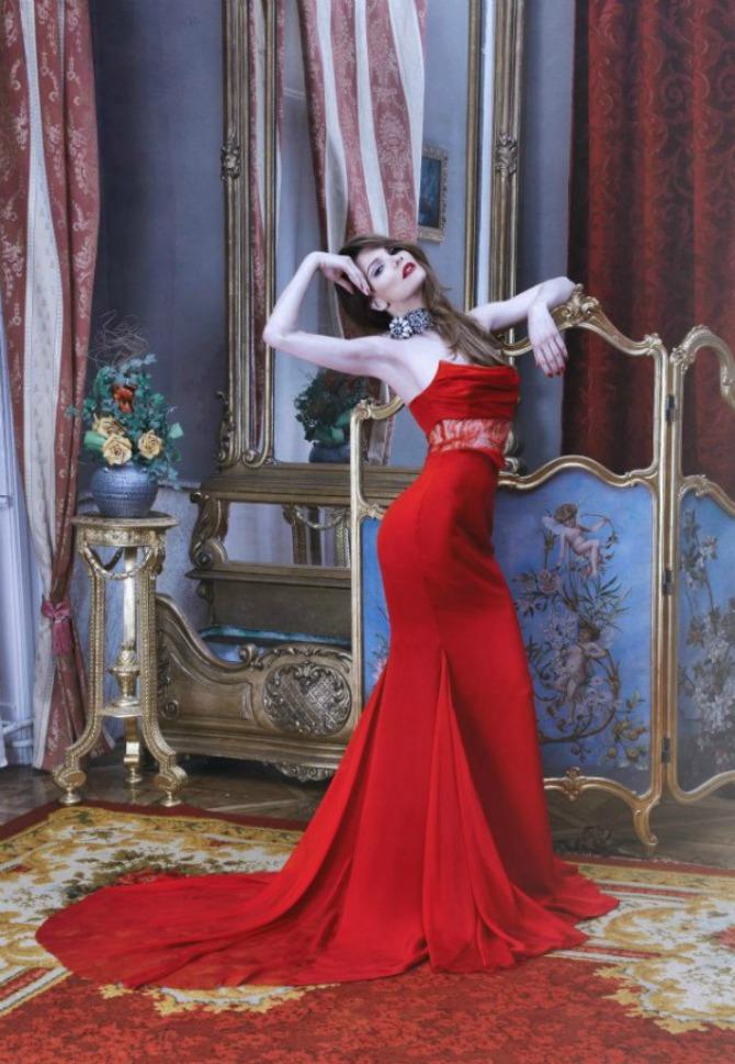 43 Moda za venčanje: Kolekcija Biljane Tipsarević