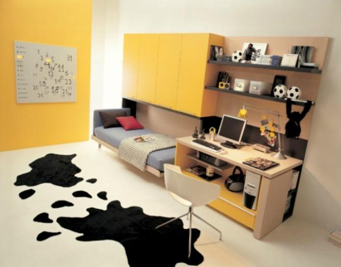 516 Moderne sobe za tinejdžere