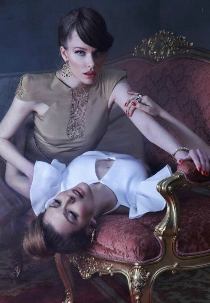 61 Moda za venčanje: Kolekcija Biljane Tipsarević