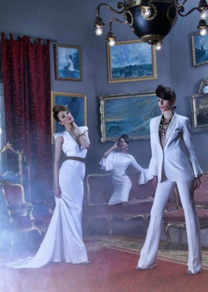 71 Moda za venčanje: Kolekcija Biljane Tipsarević