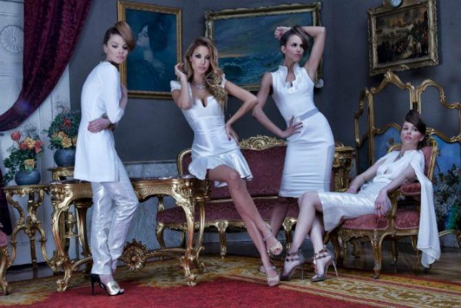 8 Moda za venčanje: Kolekcija Biljane Tipsarević