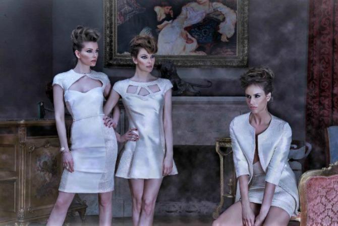 9 Moda za venčanje: Kolekcija Biljane Tipsarević