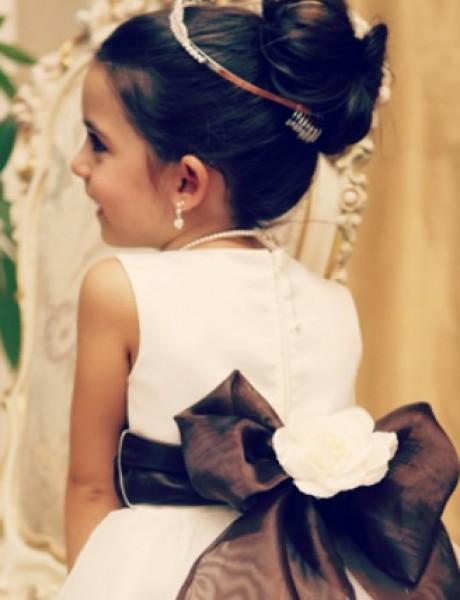 Autfiti koji će se slagati sa vašim venčanjem: Dečaci i devojčice cveća