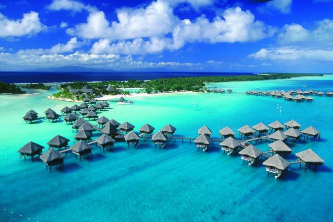 Bora Bora Najlepše destinacije za medeni mesec