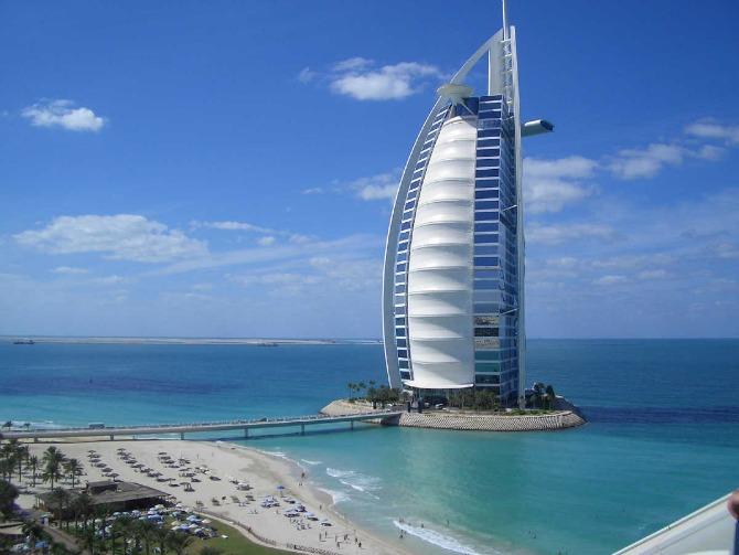 Burj Al Arab 2 Medeni mesec u najskupljim hotelima na svetu