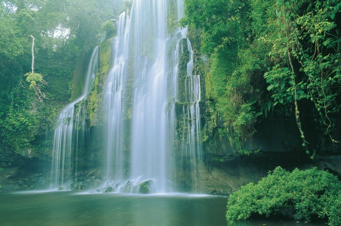 Kostarika Najlepše destinacije za medeni mesec