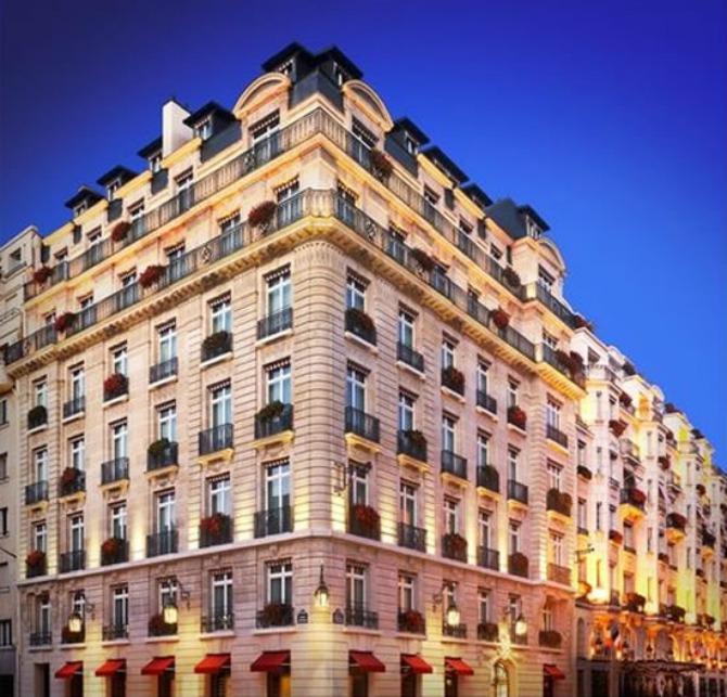 Le Bristol 4 Medeni mesec u najskupljim hotelima na svetu