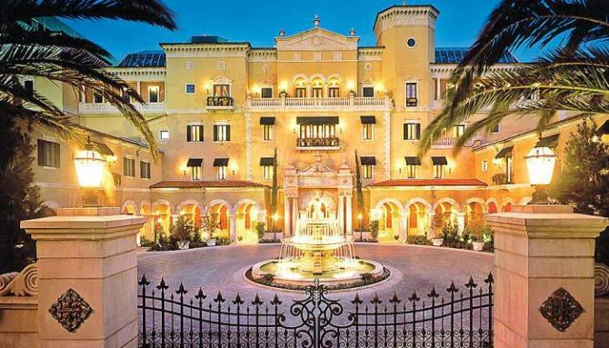 Le Dune 1 Medeni mesec u najskupljim hotelima na svetu