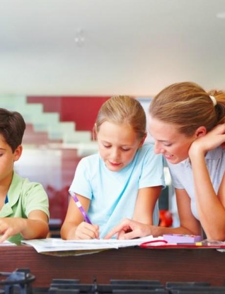 Kako pomoći svom detetu oko domaćeg zadatka?