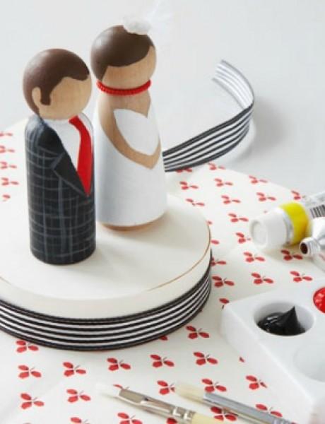 Uradi sam: Nova moda – ručno pravljeni ukrasi za venčanja!